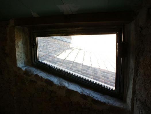 Fenêtre horizontale